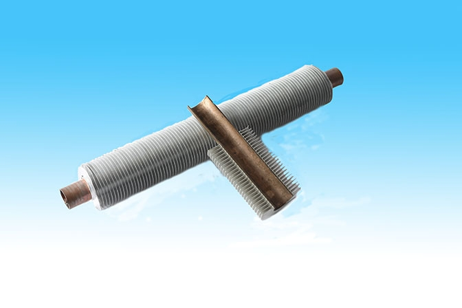 Finned Heat Exchanger Tubes